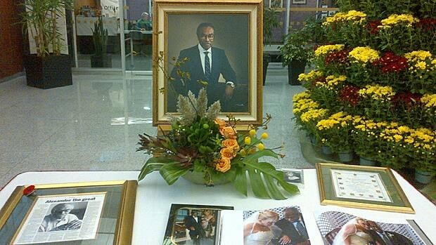 Lincoln Alexander was Canada's first black member of Parliament and cabinet minister. Friday he will be laid to rest in Hamilton at a rare provincial state funeral.