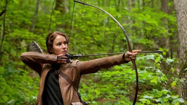 Jennifer Lawrence stars as teen heroine Katniss Everdeen in the post-apocalyptic tale The Hunger Games. Based on the novel by Suzanne Collins, it's already one of 2012's most anticipated films.