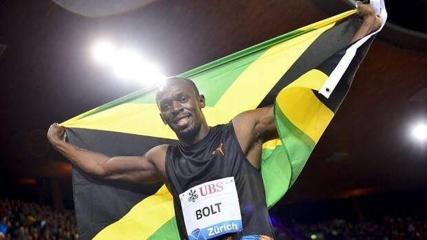 Six-time Olympic champion Jamaica's Usain Bolt will defend his 100 and 200-metre titles at the 2016 Olympics.