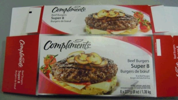 The Compliments brand of Super 8 Burgers is being recalled by the manufacturer because they may be contaminated with E. coli.