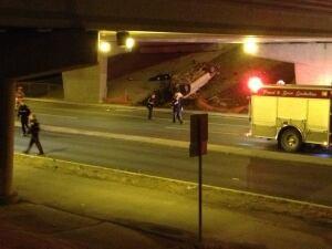Circle Drive crash