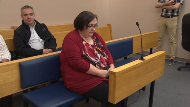 52-year-old Colleen Esteves of St. John's was sentenced in provincial court on Thursday.