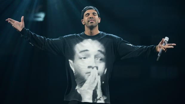 The latest album by Toronto rapper Drake, seen performing in Las Vegas on Sept. 21, has debuted at No. 1 on the Billboard 200 chart, while 12 of its songs popped up on the industry publication's Hot 100 singles chart.
