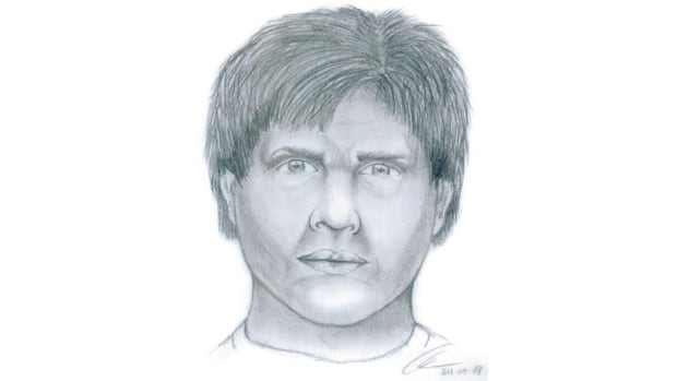 Police have released a sketch of the suspect in Sept. 7 sexual assault in Somba K'e park in Yellowknife.