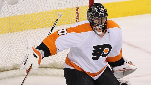Ilya Bryzgalov went 19-17-3 with a 2.79 goals-against average and .900 save percentage last season for the Philadelphia Flyers.