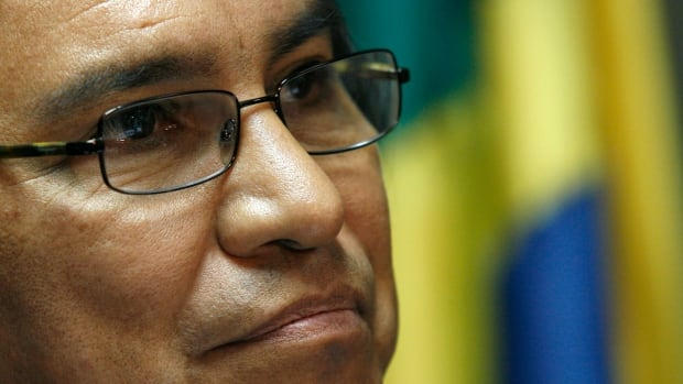 James Anaya, special rapporteur for the Human Rights commission of the United Nations, arrived in Canada this weekend.