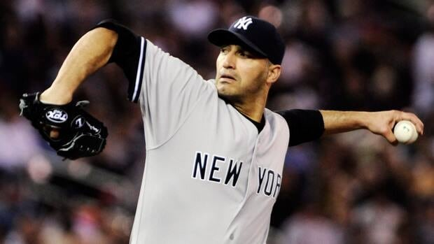 New York Yankees pitcher Andy Pettitte went 5-4 with a 2.87 ERA in 12 starts this season but missed nearly three months after taking a line drive off his left leg in June.
