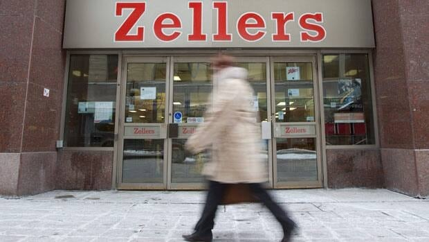 Most remaining Zellers locations will not remain open past March 2013, the company said Thursday.
