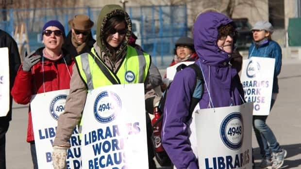 Toronto's library workers had been on strike since March 19, but they will be back at work on Friday morning, the union's president says.