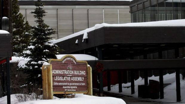The Yukon government's 2012 budget was tabled in the legislature Thursday.