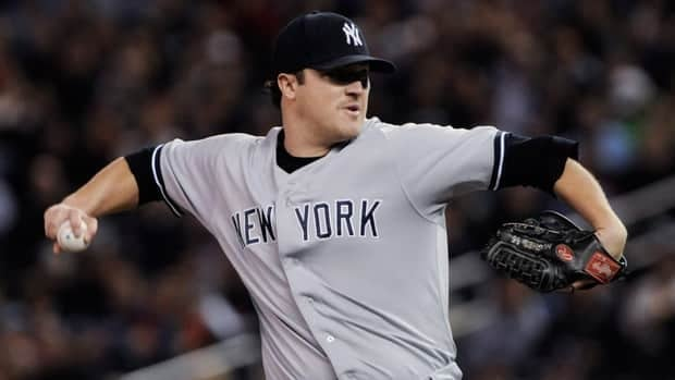 New York Yankees pitcher Phil Hughes has gone 0-2 with an 8.68 ERA on the road against the Toronto Blue Jays this year.