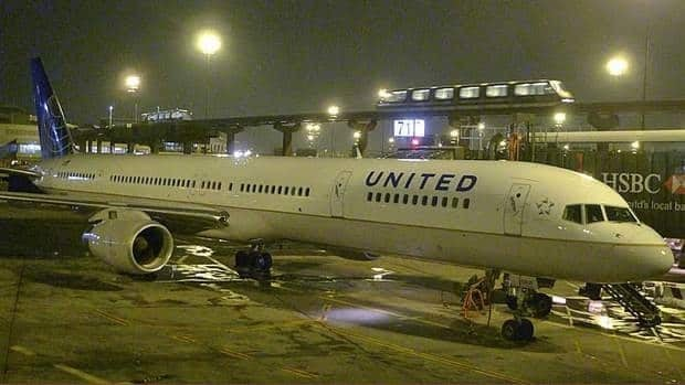 This United-owned Continental Airlines Boeing 757 model is less costly to operate than larger aircraft — as long as it doesn't have to make unscheduled stops.