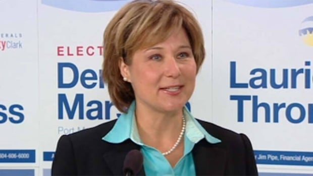 B.C. Premier Christy Clark seemed to catch TransLink officials off guard with the announcement Thursday of an audit of the transity authority.