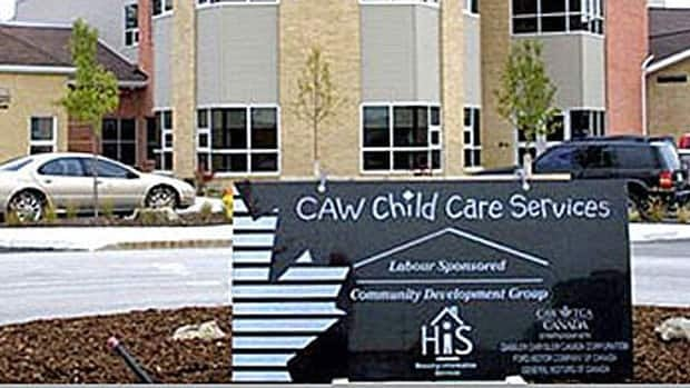 More than 170 families will be impacted when the CAW Child Care Centre closes at the end of September because of a lack of funding.