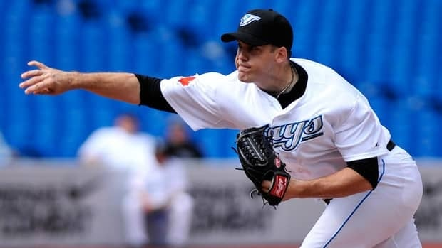 Shawn Hill, who pitched for the Blue Jays briefly in 2010, did not pitch last year because of elbow pain that had bothered him for several years.