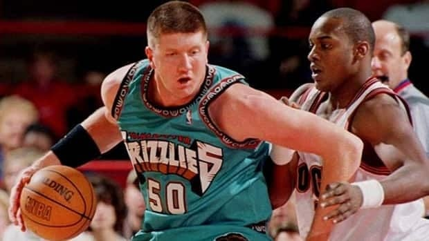 Bryant (Big Country) Reeves and the Vancouver Grizzlies held court in B.C. from 1995-2001 until relocating to Memphis.