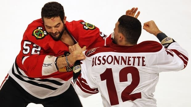 Fines Fights Amp Facial Hair Thursday S Best Tweets Nhl