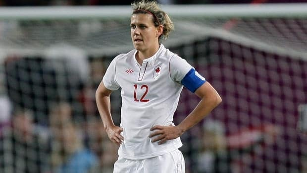 Canada's Christine Sinclair won't be missing any major competitions as her four-match ban will be served during Canada's next round of friendlies.