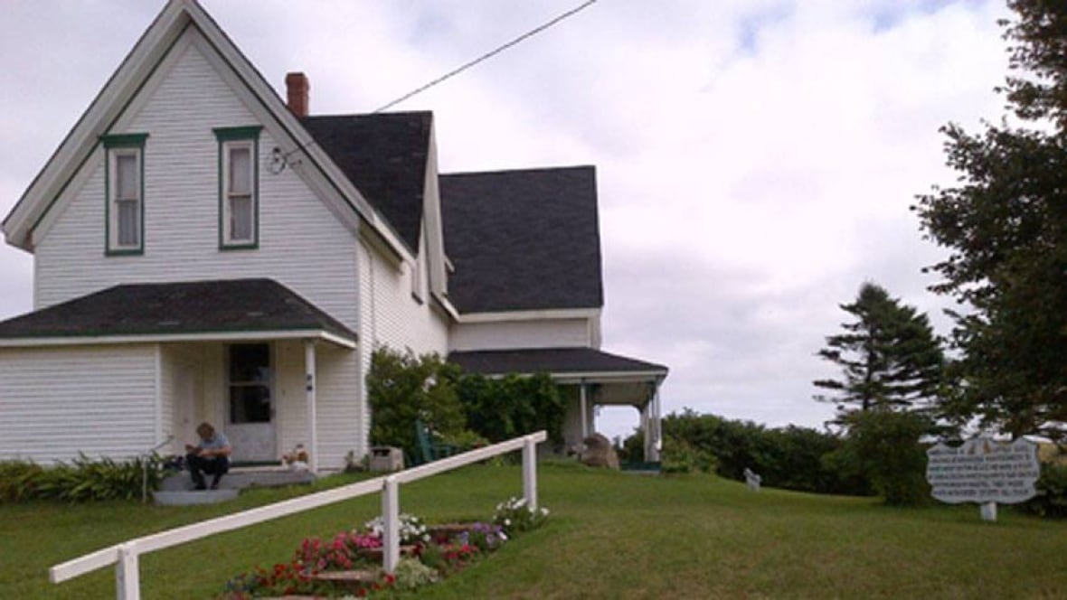 Lucy Maud Montgomery Museum Up For Sale Prince Edward