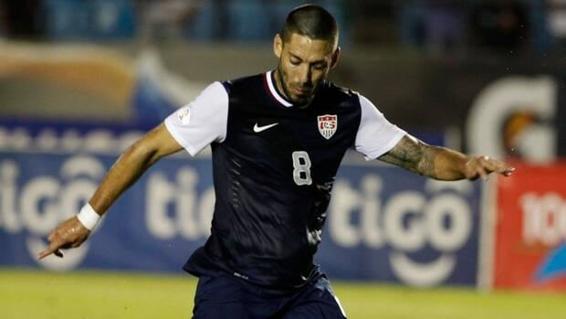 Clint Dempsey, left, is reportedly refusing to play for English club Fulham.