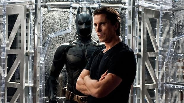 The Dark Knight Rises, starring Christian Bale as Batman and Bruce Wayne, was one of the AFI's top 10 films of 2012.
