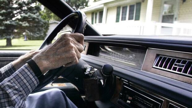 A 92-year-old Toronto man argues that it is not fair to set higher insurance premiums for drivers aged 80 and older.