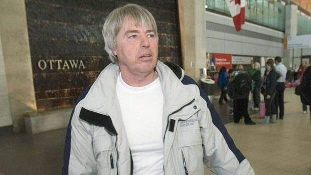 Robert Latimer is shown in Ottawa in March 2008. He has been granted permission by the National Parole Board to attend a panel debate in the United Kingdom on end-of-life issues.