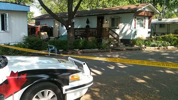 Richard Lemmon, 51, was found with stab wounds at 123 Marlin Ave. on May 15 and was later pronounced dead in hospital.