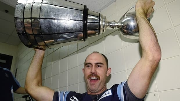 Quarterback Ricky Ray and the rest of the Toronto Argonauts will celebrate Sunday's Grey Cup win with a downtown parade on Tuesday.