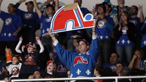 Quebecor is hoping to find an NHL team to play in the provincial capital, nearly two decades after the city lost the Nordiques.