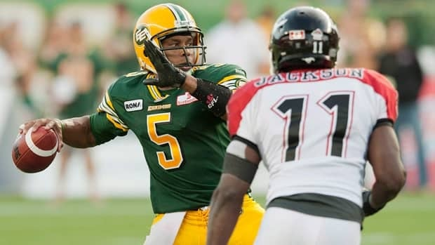 Kerry Joseph came off the bench to help the Eskimos to a win in Toronto, but the team lost his two subsequent starts against Calgary.
