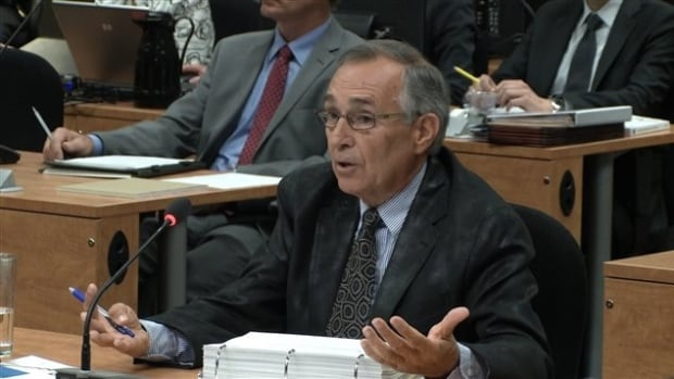 Jacques Lafrance spent 12 years as the provincial Treasury Board Secretariat's undersecretary for procurement, responsible for public contracts.