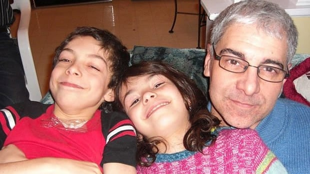 Neighbours have identified the residents of the home as Jocelyn Marcoux and his children, Karen and Lindsay.