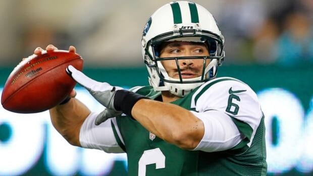 Much-maligned quarterback Mark Sanchez will start for the Jets at Jacksonville on Sunday.