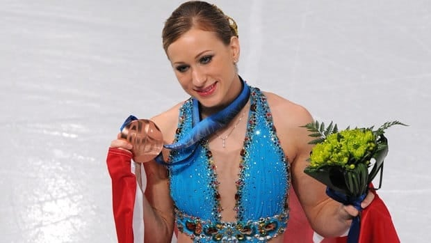 Canada's Joannie Rochette won bronze at the 2010 Games less than a week after the death of her mom.