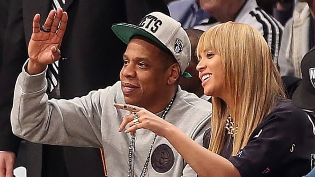 Musician Beyoncé released a self-titled album, featuring a collaboration with her husband, Jay-Z.