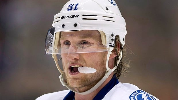 Tampa Bay Lightning forward Steven Stamkos will skate alongside James Neal, Dion Phaneuf, Phil Kessel and Logan Couture, among others, for a charity game Wednesday with all of the proceeds benefiting the NHLPA's Goals & Dreams Fund and the RBC Play Hockey program.