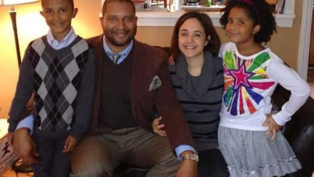 One of the 20 children killled in the Connecticut elementary school shooting, 6-year-old, Ana Grace Marquez-Greene, pictured far right, with her parents and brother.