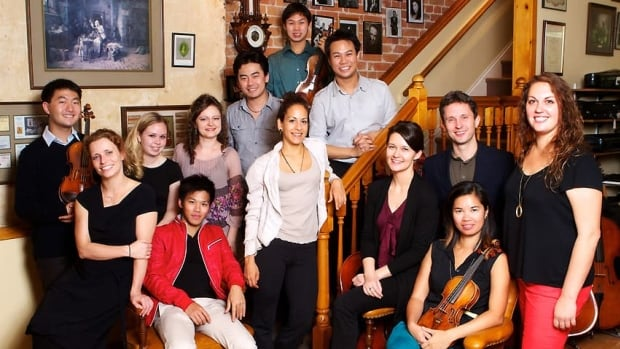 These young Canadian classical musicians have won a three-year loan of rare violins as part of the Canada Council's Musical Instrument Bank competition and program.