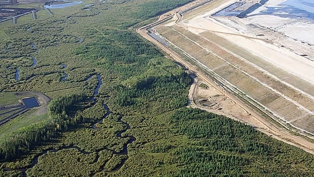 Critics say changes to Canada's Navigable Waters Protection Act introduced Thursday would mean less protection for waterways like Alberta's Muskeg River.