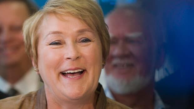Pauline Marois insists a PQ government will defend the rights of the province's minorities, including Anglophones.