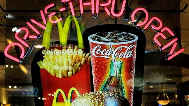 Chatham-Kent police were called and found a woman asleep in her car at 5:24 a.m. waiting for McDonald's food.