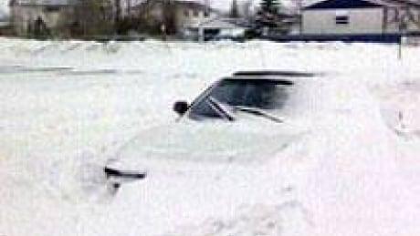 Snowfall warning issued for Interlake, Selkirk, Portage la Prairie - CBC.ca