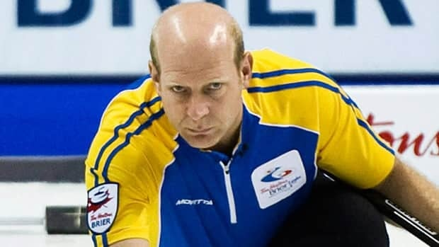 Alberta skip Kevin Martin is always a threat to win any event on the Grand Slam of Curling series.
