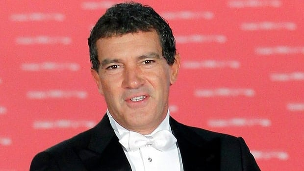 Actor Antonio Banderas, seen arriving at Spain's Goya Film awards ceremony in Madrid on Sunday, said he was born four blocks from Picasso's birthplace.