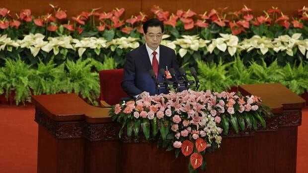 Chinese President Hu Jintao delivered a speech during the opening ceremony of 18th National Congress, giving no hint of any tilt toward greater transparency.