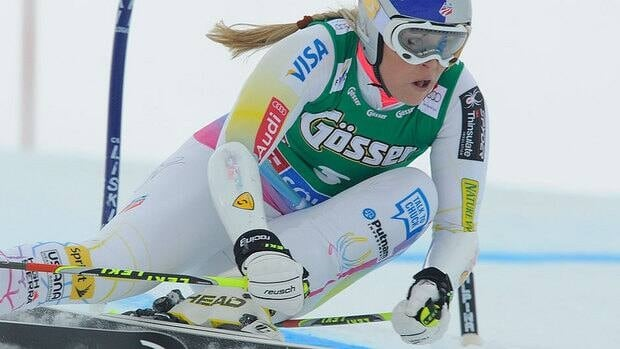 Health permitting, American Lindsey Vonn will step into the starting gate for the giant slalom Saturday in Colorado. An intestinal illness kept her hospitalized earlier this month.