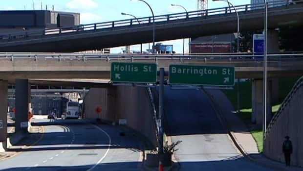 For 40 years the tangled concrete highways and overpasses of the Cogswell Interchange have dominated part of central Halifax.