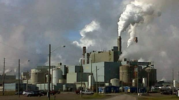 Terrace Bay Ontario pulp mill