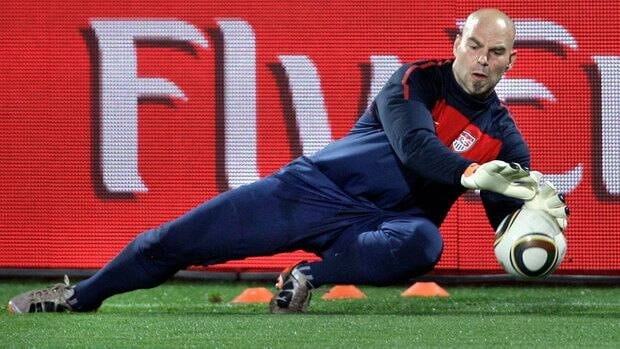 Goalkeeper Marcus Hahnemann was picked up by Seattle with the allocation spot it acquired from Toronto.